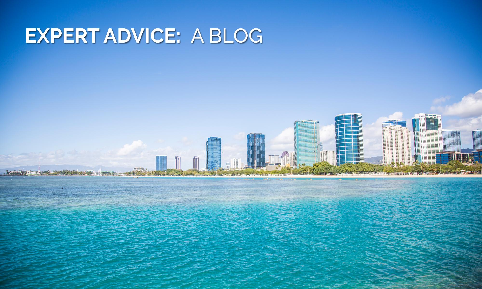 Expert Advice: A Blog